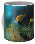 Blue Seas Coffee Mug