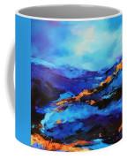 Blue Shades Coffee Mug by Elise Palmigiani