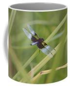Blue Shimmer Coffee Mug