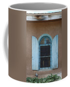 Blue Shutters Coffee Mug