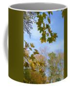 Blue Skies Ahead Coffee Mug