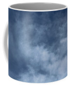 Blue Sky And Clouds Coffee Mug