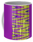 Blue Sky And Color Squares Abstract,#4 Coffee Mug