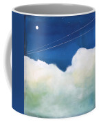 Blue Sky Birds Coffee Mug