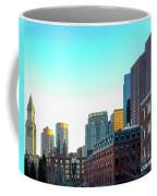 Blue Sky Boston Coffee Mug