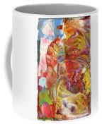 Blue Sky For Armageddon Coffee Mug