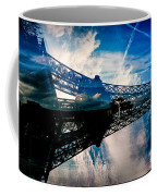 Blue Sky In Paris  Coffee Mug