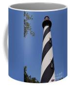 Blue - Sky - Lighthouse Coffee Mug