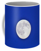Blue Sky Moon Coffee Mug