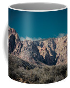 Blue Sky Over Red Rock Coffee Mug
