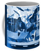 Blue Skynyrd Smoke Coffee Mug