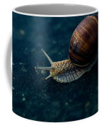 Blue Snail Coffee Mug
