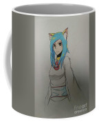 Blue Snazzy Coffee Mug