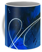 Blue Speed Coffee Mug