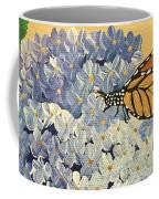 Blue Splendor Coffee Mug