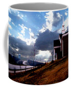 Blue Springs Landscape Coffee Mug