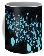 Blue Sprout 3 Coffee Mug