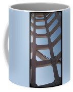 Blue Stairs Coffee Mug