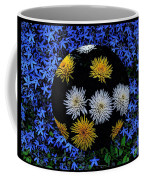 Blue Star Universe Coffee Mug