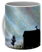 Blue Sunrise Coffee Mug