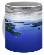 Blue Sydney Harbour Coffee Mug