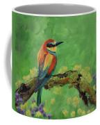 Blue Tailed Bee Eater Coffee Mug