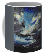 Blue Tempest Coffee Mug