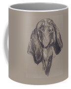 Blue Tick Coonhound Coffee Mug