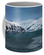 Blue Tidewater Glacier  Coffee Mug