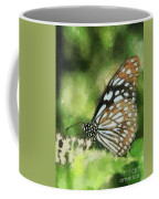 Blue Tiger Coffee Mug