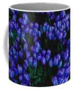 Blue Tulips Coffee Mug