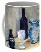 Blue Vases Coffee Mug