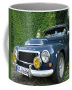 Blue Volvo Coffee Mug