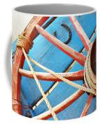 Blue Wagon 2 Coffee Mug