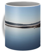 Blue Water Like A Mirror Coffee Mug