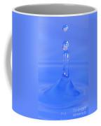Blue Waterdrop Coffee Mug