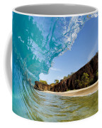 Blue Wave - Makena Beach Coffee Mug