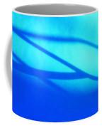 Blue Winter Shadows  Coffee Mug