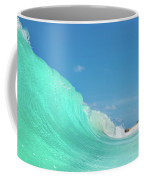 Blue Wonder Coffee Mug
