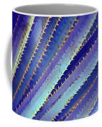 Blue Yucca Coffee Mug