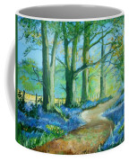 Bluebell Walk Coffee Mug