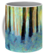 Bluebell Wood By V.kelly Coffee Mug
