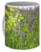 Bluebells In Judy Woods Coffee Mug