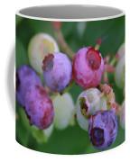 Blueberries On The Vine 5 Coffee Mug