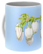 Blueberry Blossoms Coffee Mug