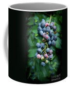 Blueberry Cluster Coffee Mug