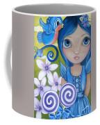 Blueberry Coffee Mug
