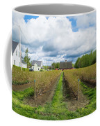 Blueberry Rows Coffee Mug
