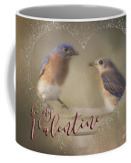 Bluebird Love Coffee Mug