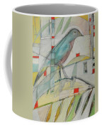Bluebird Of Coffee Mug